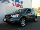 2011 Polished Metal Metallic Honda CR-V EX-L 4WD #88866069