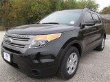 2014 Tuxedo Black Ford Explorer FWD #88865903