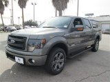 2014 Sterling Grey Ford F150 FX4 SuperCrew 4x4 #88865898