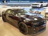 2014 Black Chevrolet Camaro ZL1 Coupe #88866062