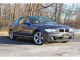 2006 Sparkling Graphite Metallic BMW 3 Series 325i Coupe #88866018