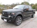 2014 Tuxedo Black Ford F150 FX4 SuperCrew 4x4 #88865892