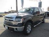 2014 Tuxedo Black Ford F150 XLT SuperCrew 4x4 #88865890