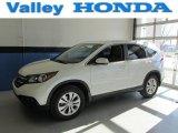 2012 White Diamond Pearl Honda CR-V EX-L 4WD #88865857