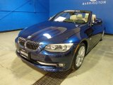 2011 Deep Sea Blue Metallic BMW 3 Series 328i Convertible #88884923
