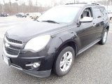 2010 Black Chevrolet Equinox LTZ AWD #88884934