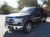 2014 Blue Jeans Ford F150 XLT SuperCrew #88884946