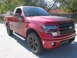 Ford F150 2014 Data, Info and Specs