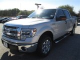 2014 Ingot Silver Ford F150 XLT SuperCrew #88884943