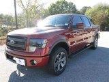 2014 Sunset Ford F150 FX4 SuperCrew 4x4 #88884954