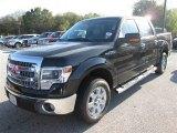 2014 Tuxedo Black Ford F150 XLT SuperCrew #88884941