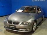 2011 Space Gray Metallic BMW 3 Series 328i xDrive Coupe #88884904