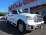 2011 Super White Toyota Tundra SR5 CrewMax #88891794