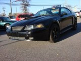 2002 Black Ford Mustang GT Coupe #88892016