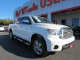 2012 Super White Toyota Tundra Limited CrewMax 4x4 #88891790