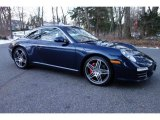 2010 Porsche 911 Dark Blue Metallic
