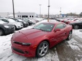 2014 Crystal Red Tintcoat Chevrolet Camaro LT/RS Coupe #88891823