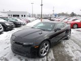 2014 Black Chevrolet Camaro LT/RS Coupe #88891822