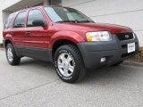 2003 Redfire Metallic Ford Escape XLT V6 4WD #8852626