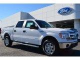 2014 Oxford White Ford F150 XLT SuperCrew 4x4 #88891815