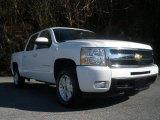 2011 Summit White Chevrolet Silverado 1500 LTZ Crew Cab 4x4 #88891956