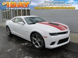 2014 Summit White Chevrolet Camaro SS/RS Coupe #88891763