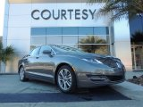 2014 Sterling Gray Lincoln MKZ Hybrid #88920661