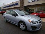 2012 Ice Silver Metallic Subaru Impreza 2.0i 4 Door #88920728