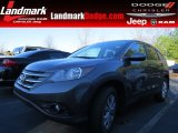 2012 Polished Metal Metallic Honda CR-V EX #88920485