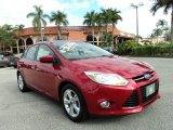 2012 Red Candy Metallic Ford Focus SE Sport 5-Door #88920421