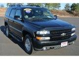 2004 Black Chevrolet Tahoe Z71 4x4 #88920715