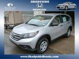 2014 Alabaster Silver Metallic Honda CR-V LX AWD #88920418