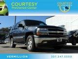 2005 Dark Blue Metallic Chevrolet Tahoe LS #88920794