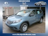 2014 Mountain Air Metallic Honda CR-V LX AWD #88920413