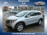 2014 Alabaster Silver Metallic Honda CR-V EX-L AWD #88920412