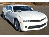2014 Summit White Chevrolet Camaro LS Coupe #88920706