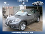 2014 Polished Metal Metallic Honda CR-V EX AWD #88920408