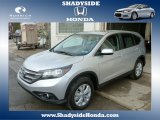 2014 Alabaster Silver Metallic Honda CR-V EX AWD #88920404