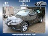 2014 Kona Coffee Metallic Honda CR-V LX AWD #88920403