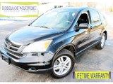 2011 Crystal Black Pearl Honda CR-V EX 4WD #88920388