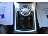 2012 Subaru Impreza WRX STi 4 Door 6 Speed Manual Transmission