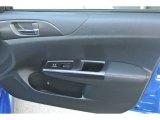2012 Subaru Impreza WRX STi 4 Door Door Panel