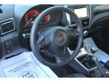 2012 Subaru Impreza WRX STi 4 Door Steering Wheel