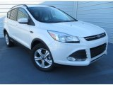 2014 White Platinum Ford Escape SE 1.6L EcoBoost #88920554