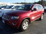 2014 Deep Cherry Red Crystal Pearl Jeep Grand Cherokee Laredo 4x4 #88920300