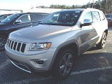 2014 Cashmere Pearl Jeep Grand Cherokee Limited 4x4 #88920299