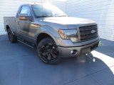 2014 Sterling Grey Ford F150 FX2 Tremor Regular Cab #88920546