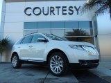 2014 White Platinum Metallic Tri-Coat Lincoln MKX FWD #88920667