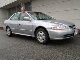 2002 Satin Silver Metallic Honda Accord EX V6 Sedan #8852807