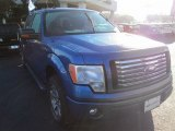 2012 Blue Flame Metallic Ford F150 XLT SuperCrew #88959989